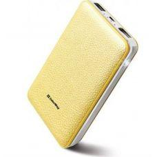 Батарея универсальная  ColorWay CW-PB080LPA2GD 8000 mAh Gold