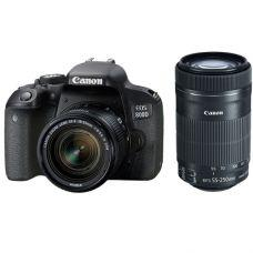 Цифровой фотоаппарат Canon EOS 800D 18-55 IS STM KIT (1895C019AA)